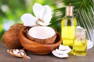 Kháng sinh tự nhiên trong dầu dừa