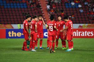 U23 Việt Nam thất bại sau trận đấu với Triều Tiên