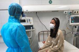 Bệnh viêm phổi vũ hán