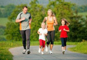 Luyện tập thể dục thường xuyên để tăng sức đề kháng của cơ thể