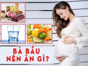 Thực phẩm cho bà bầu tăng sức đề kháng, phòng ngừa cảm cúm